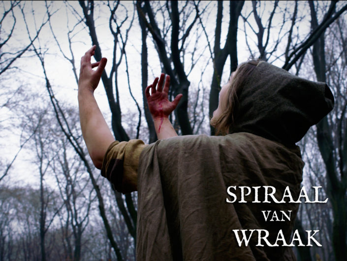 Spiraal van Wraak | Official Trailer [2K HD]