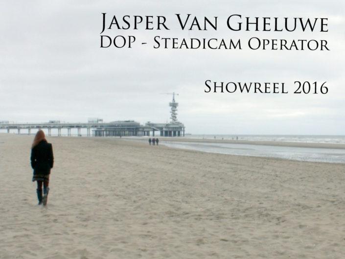 2016 Jasper van Gheluwe | SHOWREEL