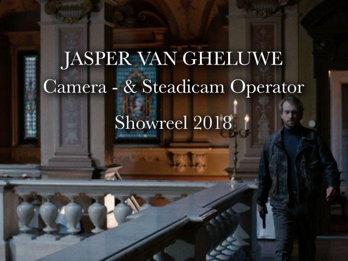 Jasper Van Gheluwe | SHOWREEL 2018