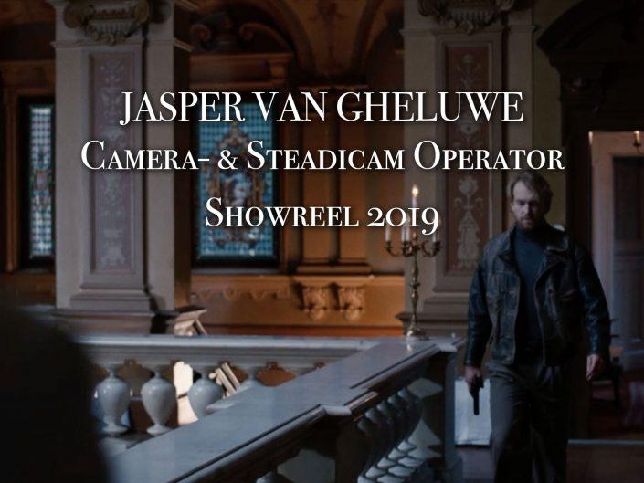 Jasper Van Gheluwe | SHOWREEL 2019