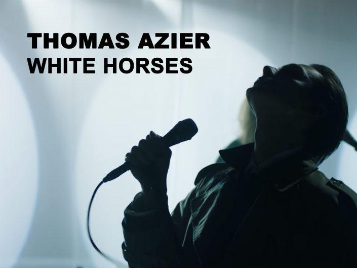 Thomas Azier | White Horses (live)