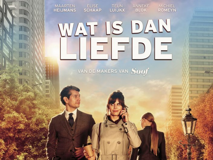Wat is dan liefde | Official Trailer