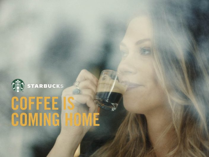 STARBUCKS | COMING HOME